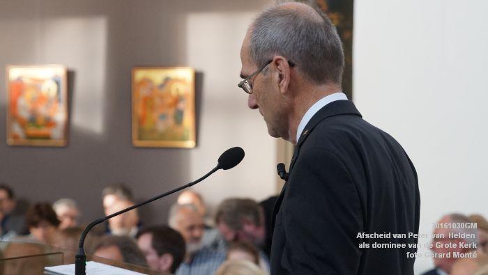 toespraak burgemeester afscheid dominee