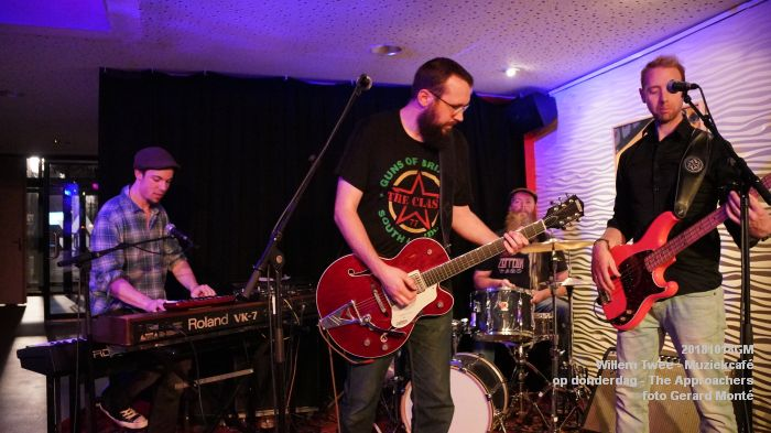 LDSC07320- Willem Twee - Muziekcafe - The Approachers - 18okt2018 -  foto GerardMontE web