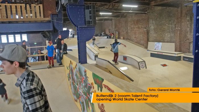 montE15288- World Skate Center