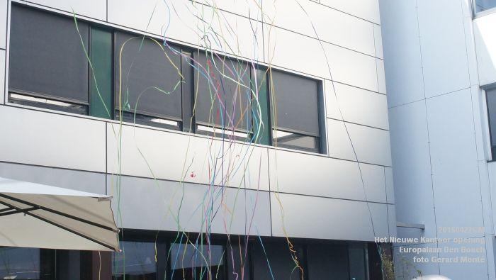 Het Nieuwe Kantoor : Europalaan opening het nieuwe kantoor april