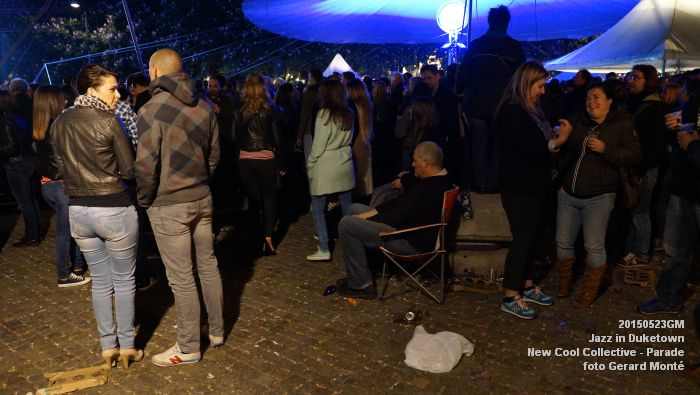 DSC07896- Jazz in Duketown - New Cool Collective - Parade - 23mei2015 -  foto GerardMontE web
