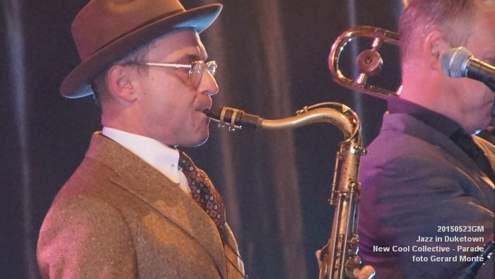 DSC07905- Jazz in Duketown - New Cool Collective - Parade - 23mei2015 -  foto GerardMontE web