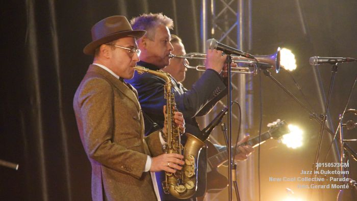 DSC07911- Jazz in Duketown - New Cool Collective - Parade - 23mei2015 -  foto GerardMontE web