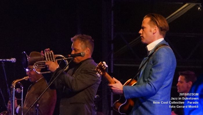 DSC07918- Jazz in Duketown - New Cool Collective - Parade - 23mei2015 -  foto GerardMontE web