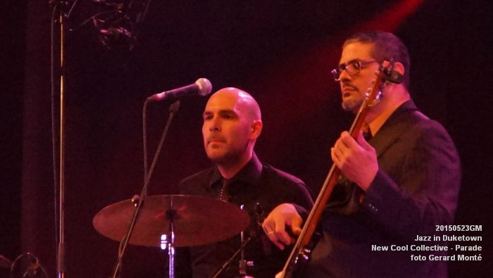 DSC07921- Jazz in Duketown - New Cool Collective - Parade - 23mei2015 -  foto GerardMontE web