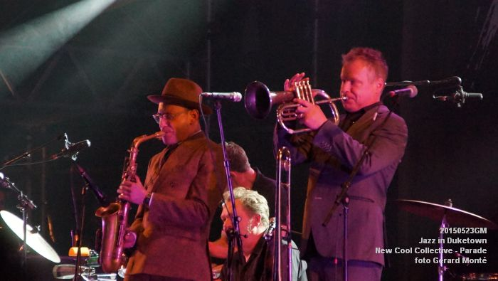 DSC07924- Jazz in Duketown - New Cool Collective - Parade - 23mei2015 -  foto GerardMontE web