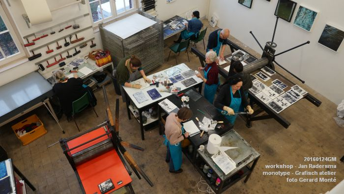 fDSC01352- verwantschap workshop monotype Jan Radersma in Grafisch atelier - 24jan2016 - foto GerardMontE web