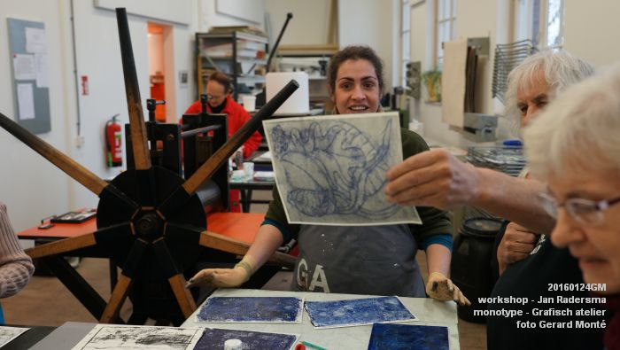 fDSC01365- verwantschap workshop monotype Jan Radersma in Grafisch atelier - 24jan2016 - foto GerardMontE web