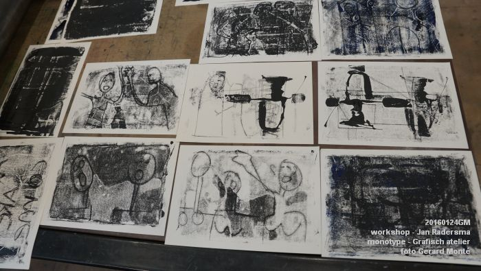 fDSC01370- verwantschap workshop monotype Jan Radersma in Grafisch atelier - 24jan2016 - foto GerardMontE web