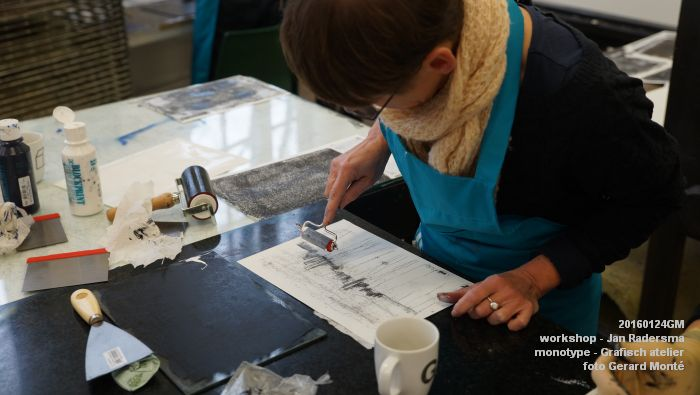 fDSC01373- verwantschap workshop monotype Jan Radersma in Grafisch atelier - 24jan2016 - foto GerardMontE web