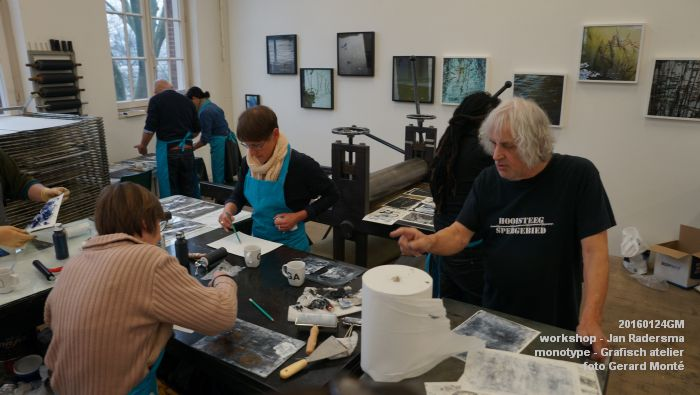 fDSC01387- verwantschap workshop monotype Jan Radersma in Grafisch atelier - 24jan2016 - foto GerardMontE web