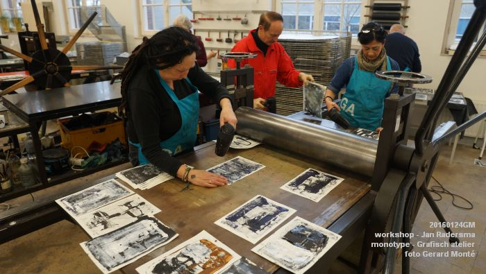 fDSC01402- verwantschap workshop monotype Jan Radersma in Grafisch atelier - 24jan2016 - foto GerardMontE web