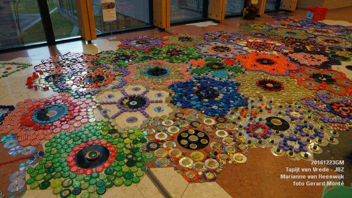 Tapijt Den Bosch : Jeroen bosch ziekenhuis jbz tapijt voor vrede marianne