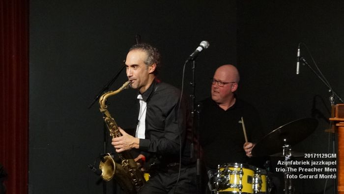 eDSC09378- Azijnfabriek jazzkapel - trio The Preacher Men - 29nov2017 - foto GerardMontE web