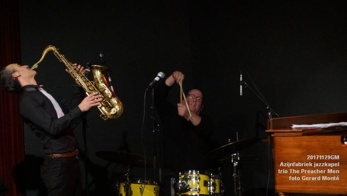 eDSC09389- Azijnfabriek jazzkapel - trio The Preacher Men - 29nov2017 - foto GerardMontE web
