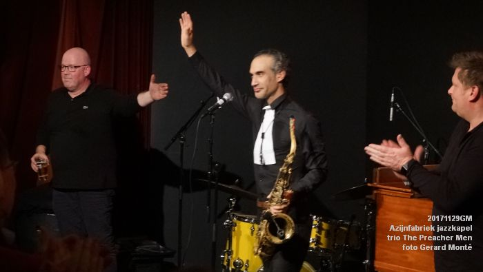 eDSC09416- Azijnfabriek jazzkapel - trio The Preacher Men - 29nov2017 - foto GerardMontE web