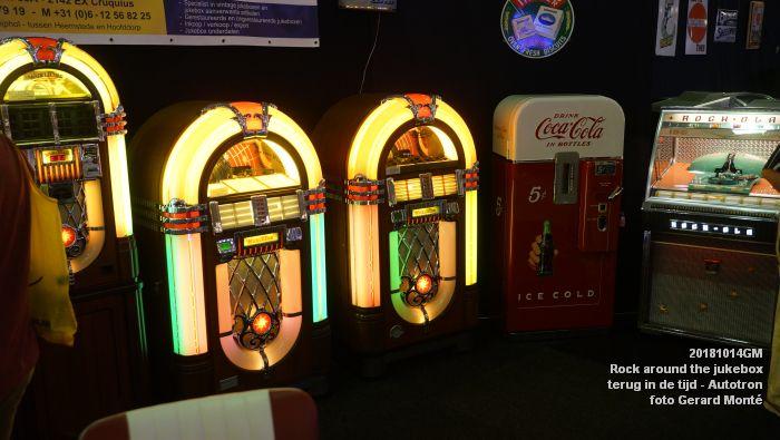 Ongekend Rock around the jukebox - terug in de tijd - Autotron - 14 oktober PT-61
